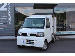 クリッパートラック−5℃冷蔵冷凍車
