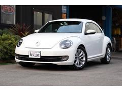 VW ザ・ビートルデザインレザーパッケージ・レザーシート・D車・禁煙車