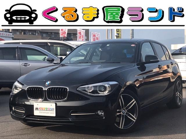 BMW 116i スポーツ ETC スマートキー ナビ