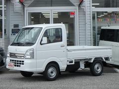 キャリイトラックKCエアコン・パワステ 3方開 4WD 5MT キ−レス