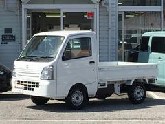 キャリイトラックKCエアコン・パワステ 3方開 4WD 5MT