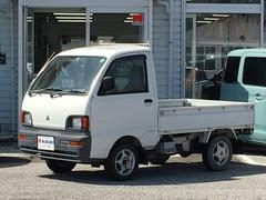 ミニキャブトラックVタイプ 三方開 4WD AC R 4WD 4MT