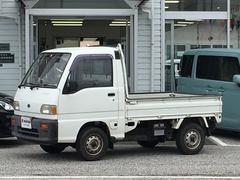 サンバートラックSDX 三方開 4WD 5MT ラジオ