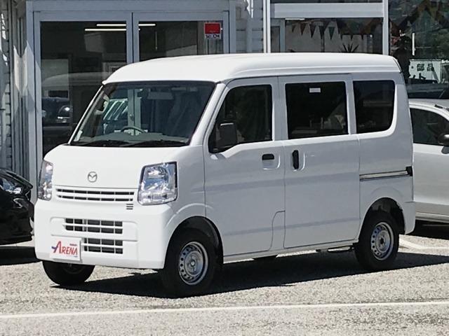 マツダ PC ハイルーフ 5MT 2WD ABS キーレス