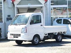 キャリイトラックKCエアコン・パワステ4WD 3AT 三方開 届出済未使用車