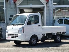 キャリイトラックKCエアコン・パワステ 5MT 三方開 届出済未使用車