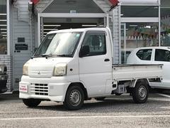 ミニキャブトラックVタイプ 4WD 5MT CD 記録簿