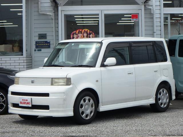 トヨタ S Wバージョン フルエアロ キーレスエントリー CDデッキ
