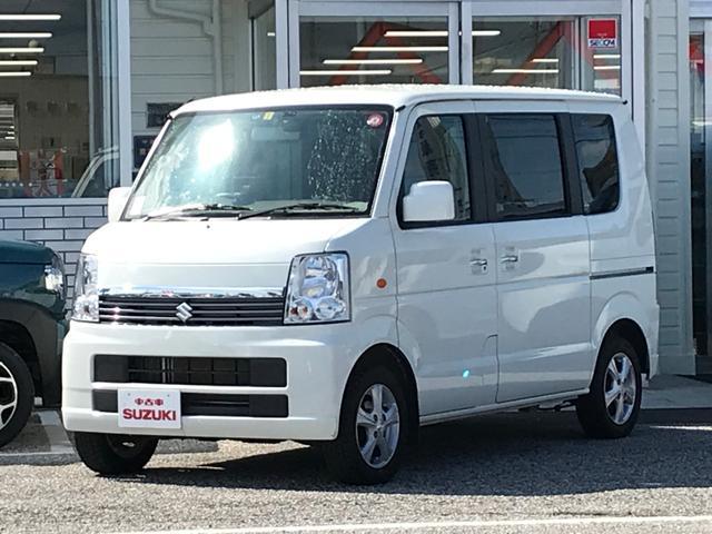 エブリイワゴン(スズキ) JPターボ 中古車画像