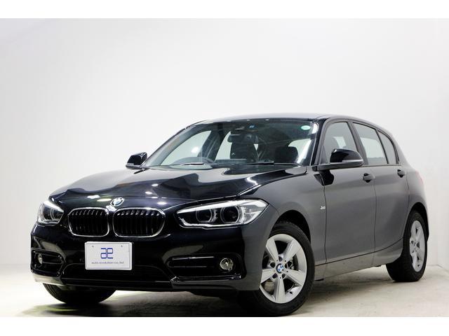 BMW 118dスタイル 未使用車 16AW HDDナビ ETC