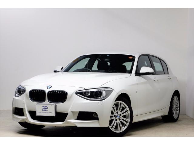 BMW 116i Mスポーツ HDDナビ バックカメラ 17AW