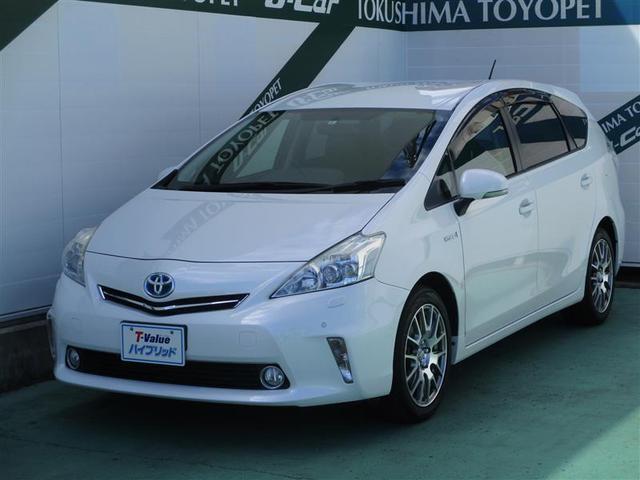 トヨタ G ETC HDDナビ