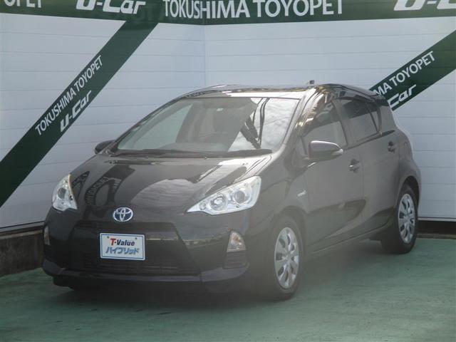 「トヨタ」「アクア」「コンパクトカー」「徳島県」の中古車
