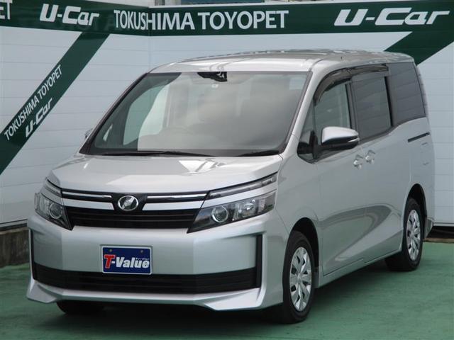 「トヨタ」「ヴォクシー」「ミニバン・ワンボックス」「徳島県」の中古車