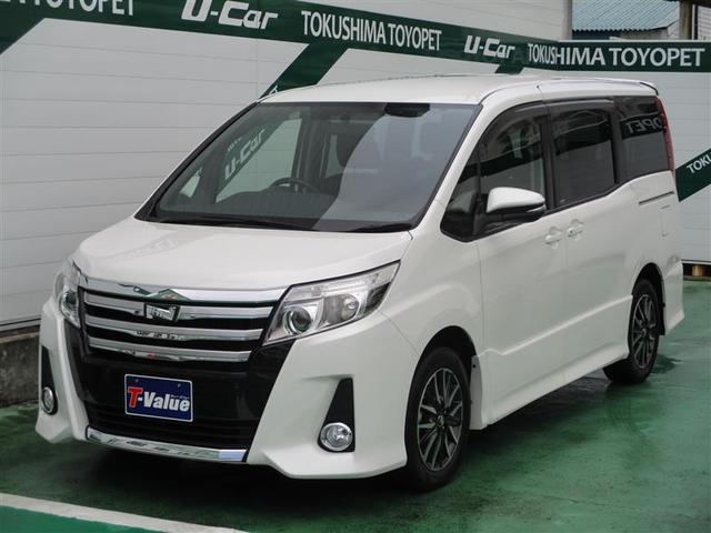 「トヨタ」「ノア」「ミニバン・ワンボックス」「徳島県」の中古車