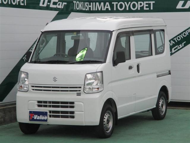 「スズキ」「エブリイ」「コンパクトカー」「徳島県」の中古車