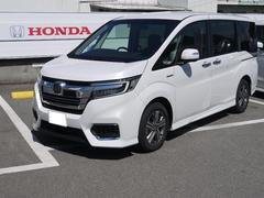ステップワゴンスパーダスパーダハイブリッド G・EX ホンダセンシング