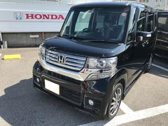 N BOXカスタムG・ターボパッケージ TV ナビ 軽自動車 インパネCVT