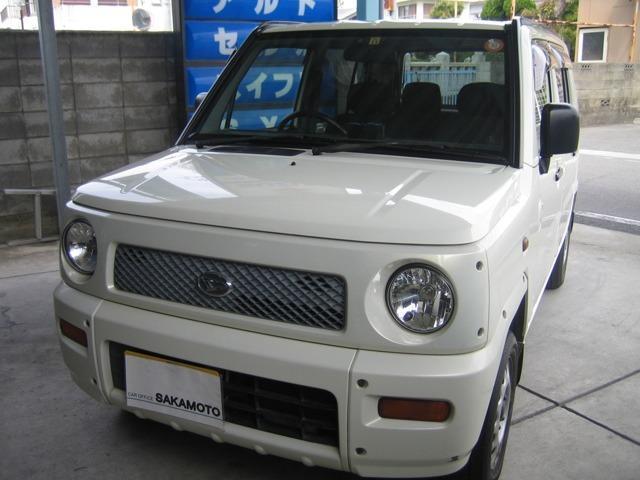ダイハツ ネイキッド G AT エアコン パワステ CDデッキ 軽自動車 660
