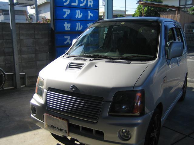 スズキ RR-FSリミテッド AW15インチ 5MT