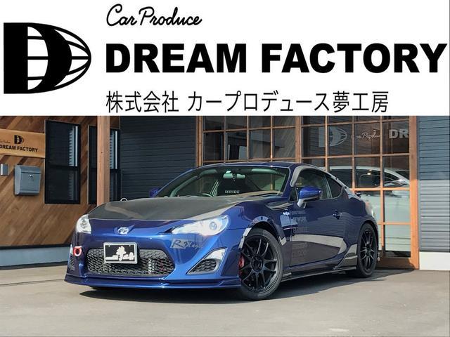 トヨタ G スーパーチャージャー パワーフィルター FRP 車高調