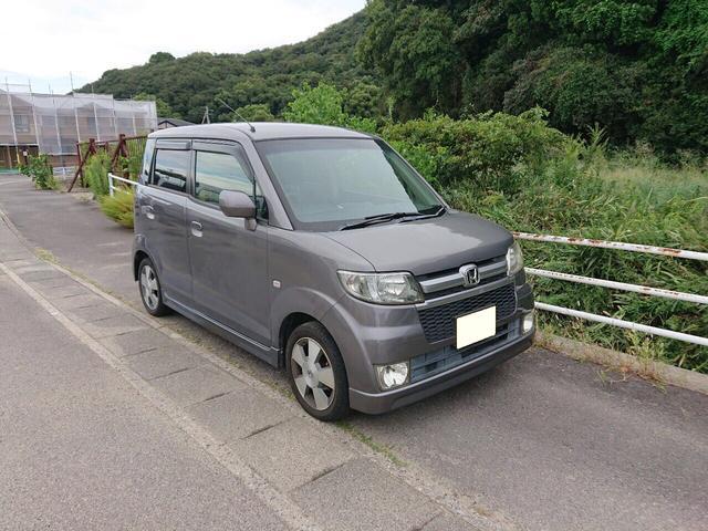 「ホンダ」「ゼスト」「コンパクトカー」「徳島県」の中古車