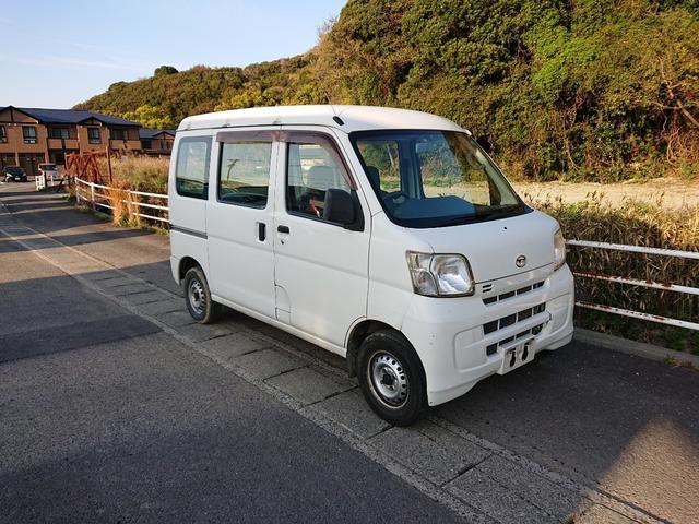 「ダイハツ」「ハイゼットカーゴ」「軽自動車」「徳島県」の中古車