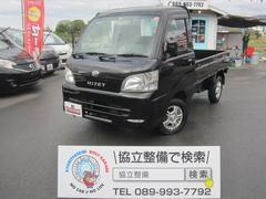 ハイゼットトラックスペシャル 5MT 4WD 社外R12AW スぺタイヤ