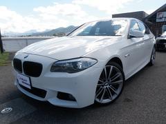 BMW523i Mスポーツ 純正OP20AW Bカメラ