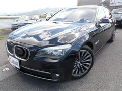 BMW750i コンフォート サンルーフ 黒革