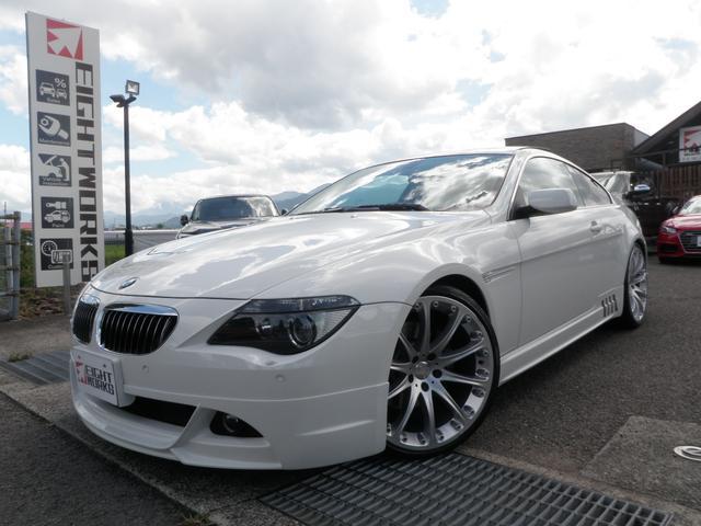BMW 650i WALDエアロ&マフラー ハルトゲ21AW