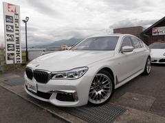 BMW740iMスポ レーザーライト ディスプレイキー リモートP