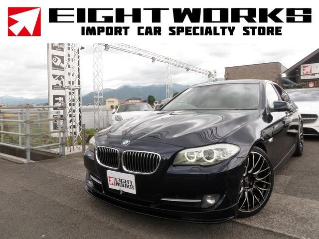 BMW 535i リップスポイラー RAYZ20AW デイライト