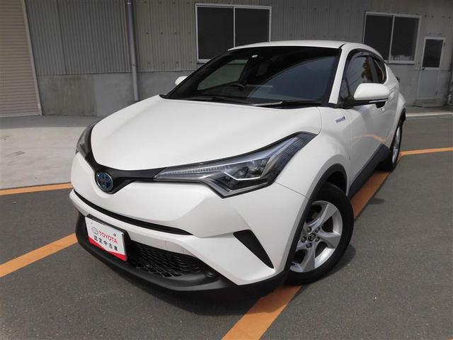 「トヨタ」「C-HR」「SUV・クロカン」「徳島県」の中古車