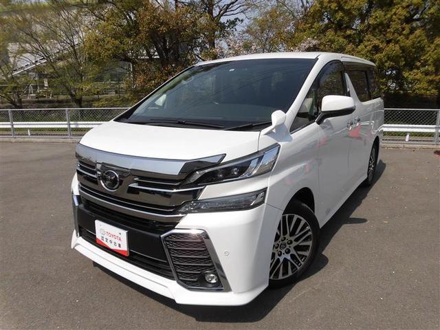 トヨタ 2.5Z Gエディション メモリーナビ フルセグTV ETC