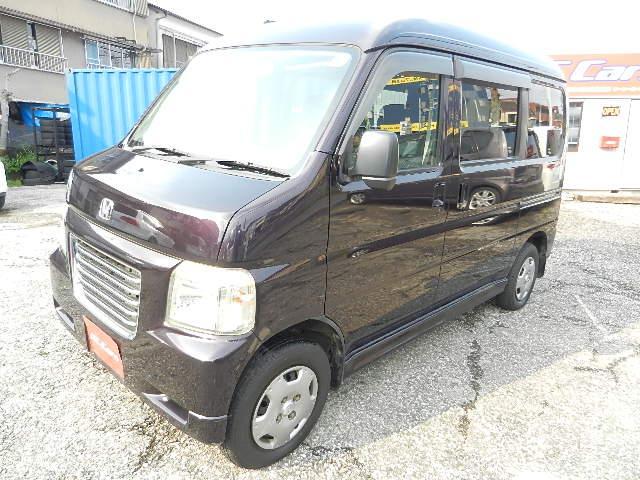 ホンダ M  5F 4WD