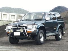 ハイラックスサーフSSR−G ワイド 3.0ディーゼルターボ 4WD レカロ