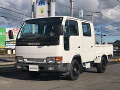 アトラストラックWキャブ ハイ・ロー切替4WD 5MT 3.2ディーゼル