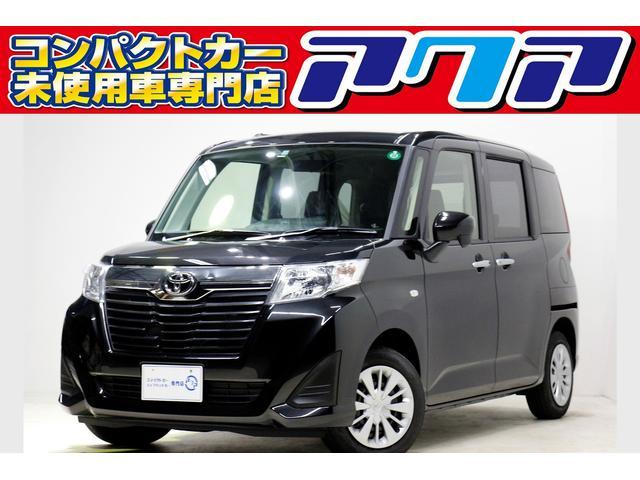 トヨタ X 登録済未使用車 電動スライドドア Pスタート
