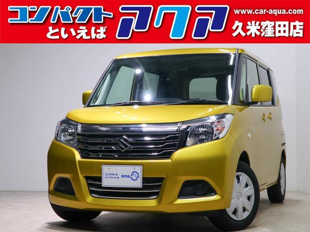 スズキ ソリオ G 電動スライドドア オートエアコン シートヒーター