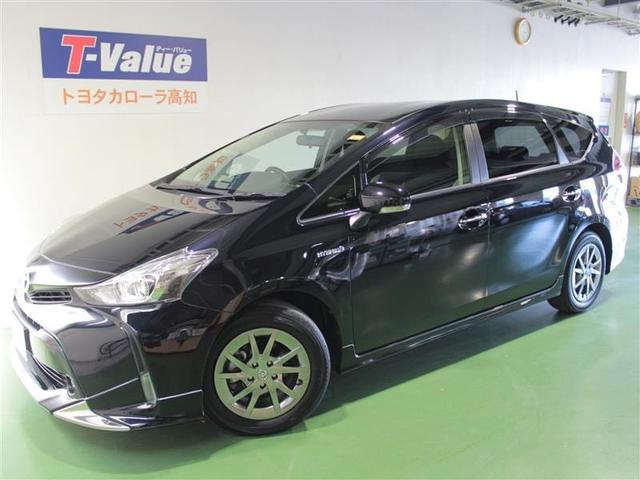 トヨタ S チューン ブラックII バックモニター メモリーナビ