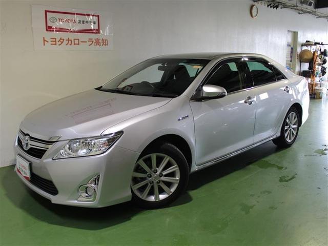トヨタ カムリ ハイブリッド G HDDナビ バックモニター フルセグTV