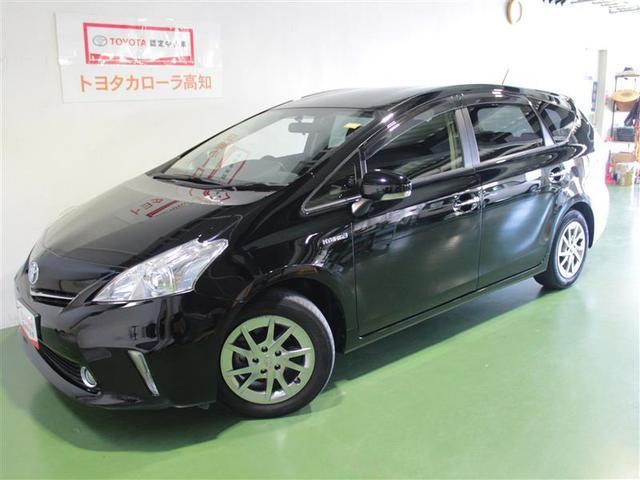 トヨタ S チューン ブラック スマートキ- イモビライザー CD