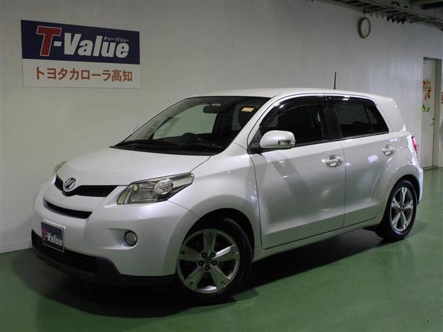 トヨタ 180G HDDナビ フルセグ 純正アルミ スマートキ-