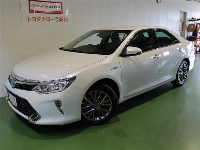 トヨタ カムリ ハイブリッド Gパッケージ・プレミアムブラック フルセグ