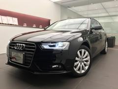 アウディ A42.0TFSI クワトロ 認定中古車保証1年