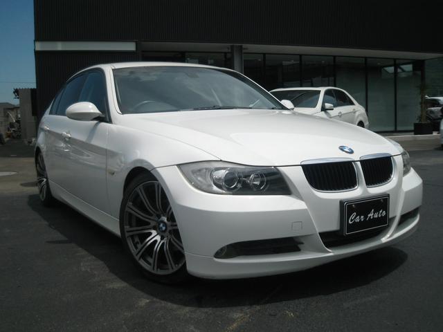 BMW 320i HDDナビ ダウンサス 18AW ETC