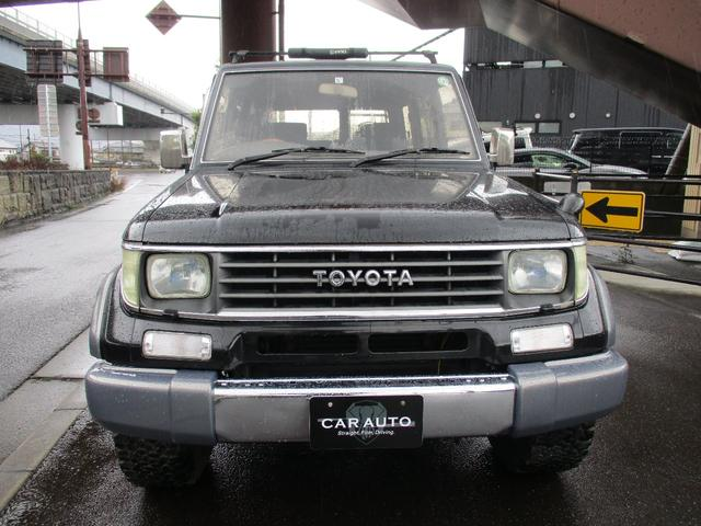 ランドクルーザープラド(トヨタ) SXワイドリミテッド 中古車画像