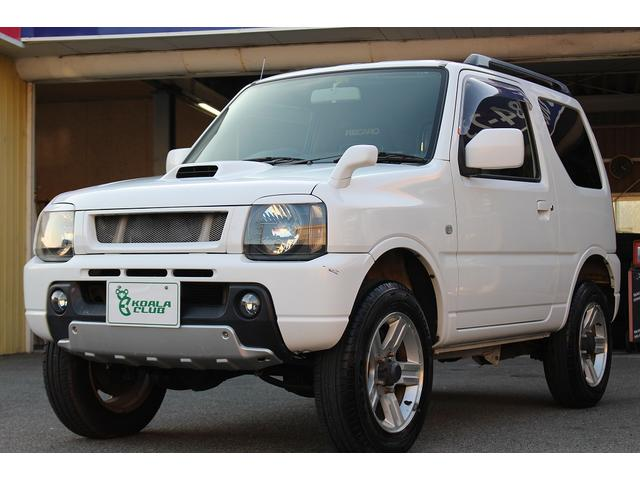 マツダ AZオフロード XC カーナビ・レカロシート・4WD・ターボ・オゾン除菌済み