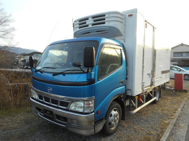 日野 冷蔵冷凍車 -40℃設定 デジタルタコグラフ搭載